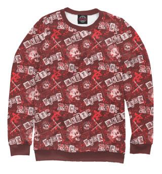 Одежда с принтом Punk Rock (392630)