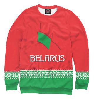 Одежда с принтом Беларусь (645780)