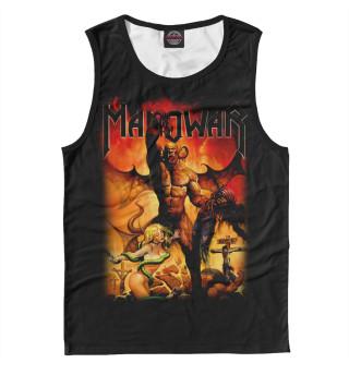 Майка мужская Manowar (4750)