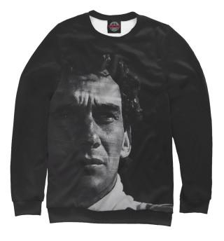Одежда с принтом Ayrton Senna