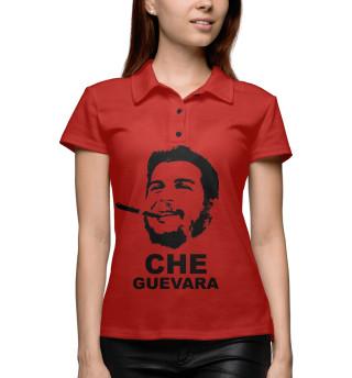 Поло женское Che Guevara (9271)