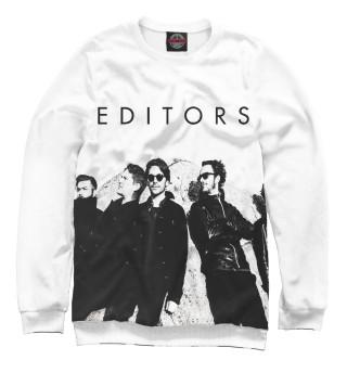Одежда с принтом Editors (688616)