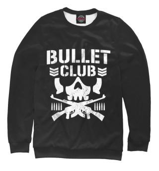 Одежда с принтом Bullet Club