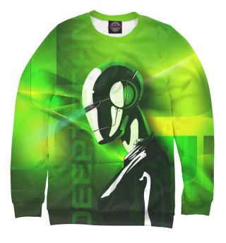 Одежда с принтом Deep techno