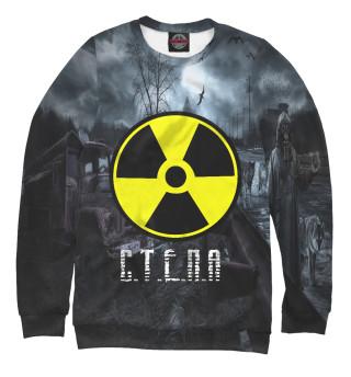 Одежда с принтом S.T.A.L.K.E.R-СТЕПА