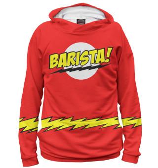 Худи женское Barista!