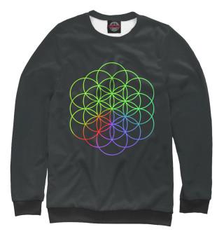 Одежда с принтом Coldplay (309069)