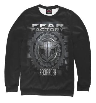 Одежда с принтом Fear Factory (825400)
