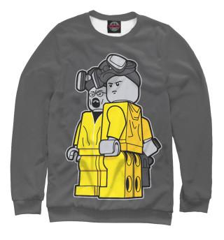 Одежда с принтом Breaking Lego
