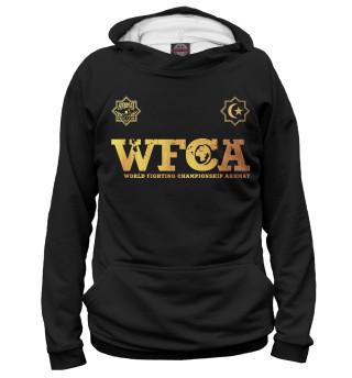 Худи женское WFCA Gold