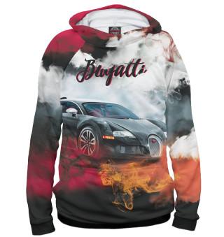 Худи женское Bugatti Veyron (6461)