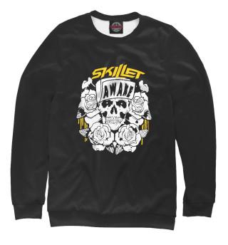 Одежда с принтом Skillet (367739)
