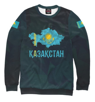 Одежда с принтом Kazakhstan (391626)