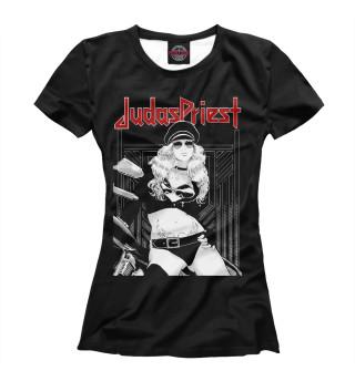 Футболка женская Judas Priest (2091)