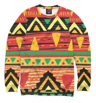 Одежда с принтом Африка