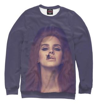 Одежда с принтом Lana Del Rey (895545)