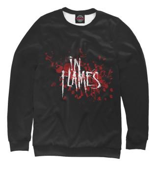 Одежда с принтом In Flames (923317)