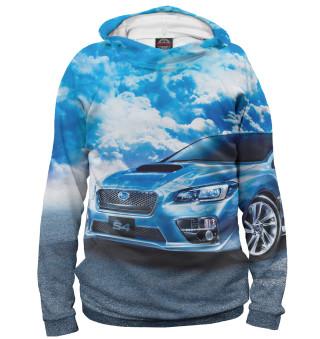 Худи женское Subaru