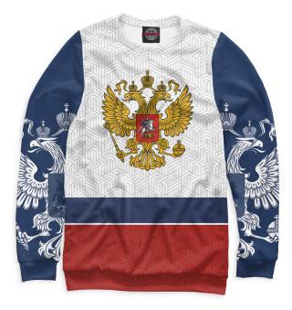Одежда с принтом Сборная России (737135)