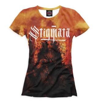 Футболка женская Stigmata