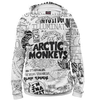 Худи женское Arctic Monkeys (8753)