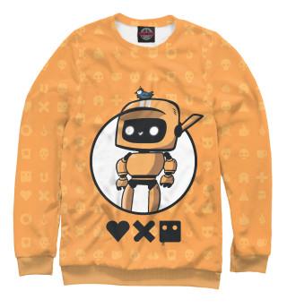 Одежда с принтом Любовь смерть и роботы