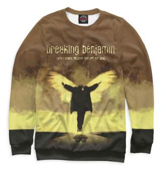 Одежда с принтом Breaking Benjamin (213191)