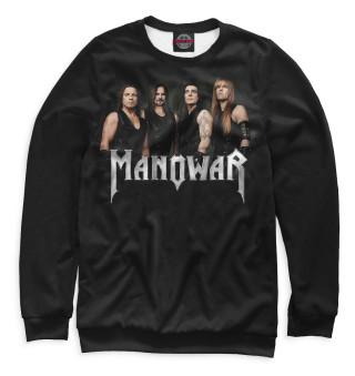 Одежда с принтом Manowar (326145)