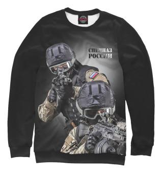 Одежда с принтом Спецназ России (718543)