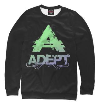 Одежда с принтом ADEPT (606606)