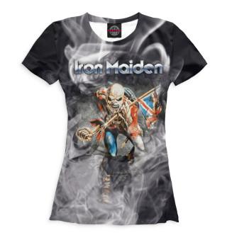 Футболка женская Iron Maiden (7693)