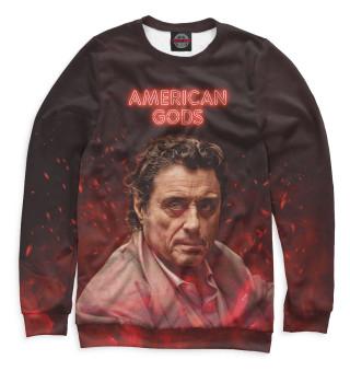 Одежда с принтом Американские боги (242749)