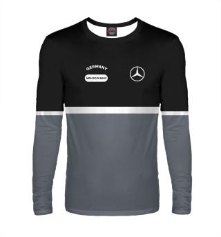 Лонгслив  мужской Mercedes-Benz (9301)
