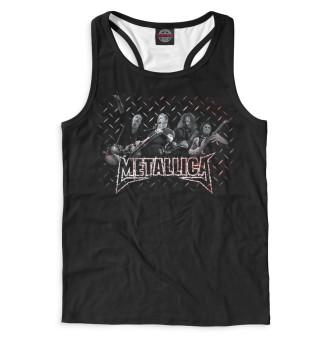Майка борцовка мужская Metallica (4421)
