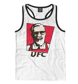 Майка борцовка мужская Конор Макгрегор UFC (321)