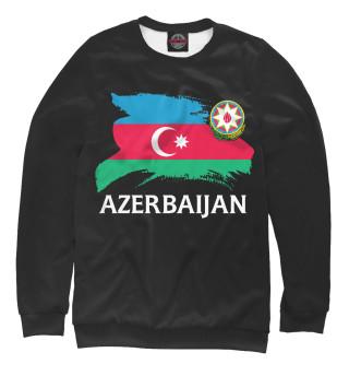 Одежда с принтом Азербайджан (354129)