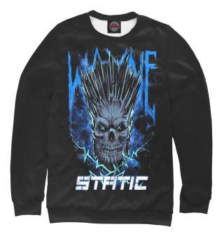 Одежда с принтом Static-X (840586)