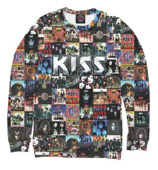 Одежда с принтом Kiss (500864)
