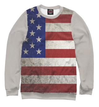 Одежда с принтом Американский стиль