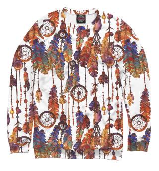 Одежда с принтом Бохо