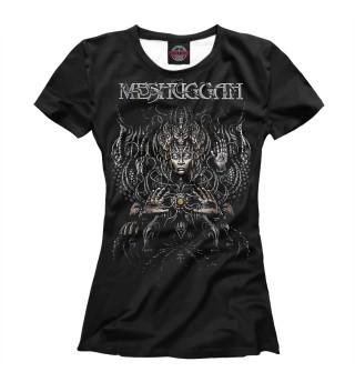 Футболка женская Meshuggah (94)