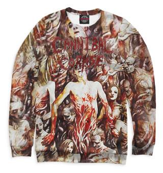 Одежда с принтом Cannibal Corpse (852266)