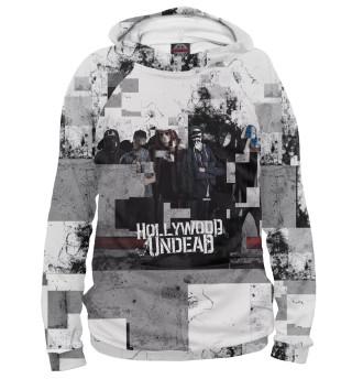 Худи женское Hollywood Undead (2424)