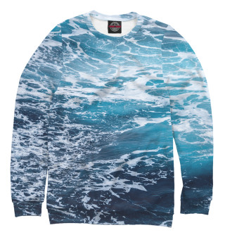 Одежда с принтом Пучина моря