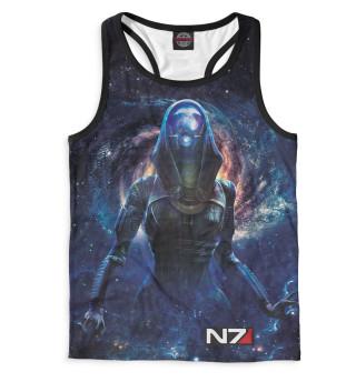 Майка борцовка мужская Mass Effect (8724)