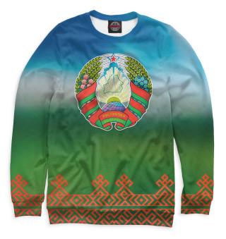 Одежда с принтом Беларусь (241400)