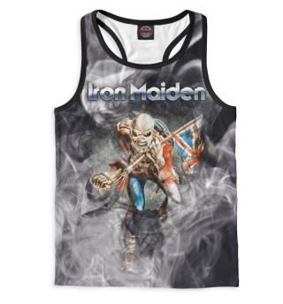 Майка борцовка мужская Iron Maiden (8869)