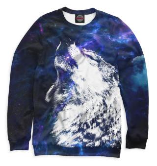 Одежда с принтом Волк (474898)