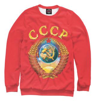 Одежда с принтом СССР (268031)