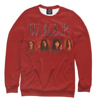 Одежда с принтом W.A.S.P. band (260866)